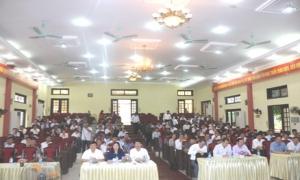 Bế mạc Lớp tập huấn nghiệp vụ công tác Hội năm 2018