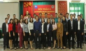 Hội thảo chia sẻ kinh nghiệm áp dụng công cụ tham vấn nông dân và vận động chính sách FACT.