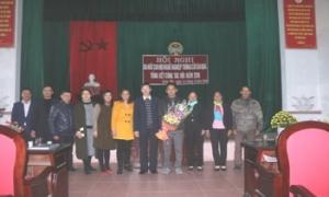 Ra mắt Chi hội nghề nghiệp trồng cây ăn quả xã Song Mai