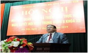 Trung ương Hội Nông dân Việt Nam triển khai thực hiện Nghị quyết Trung ương 8 khóa XII