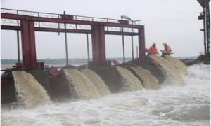 Chuẩn bị tốt các điều kiện lấy nước đợt 1 trong vụ sản xuất Đông Xuân 2017- 2018