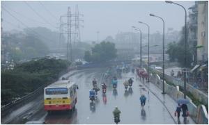 Bắc Bộ sáng và đêm mưa rét, Nam Bộ có nơi nắng nóng trên 35 độ C