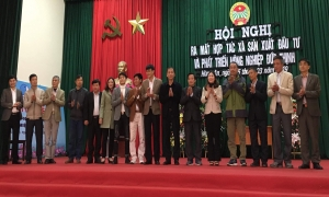 Ra mắt hợp tác xã sản xuất đầu tư và phát triển nông nghiệp Đức Thịnh - Xã Hùng An - Huyện Kim Động