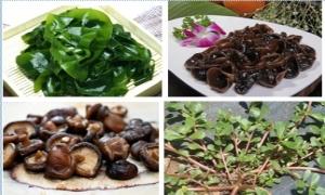 5 loại rau kéo dài tuổi thọ