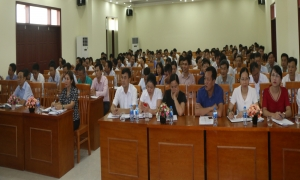 Hội nghị nghiên cứu, quan triệt, học tập, triển khai thực hiện Nghị quyết Đại hội đại biểu toàn quốc Hội Nông dân Việt Nam lần thứ VII, nhiệm kỳ 2018 - 2023