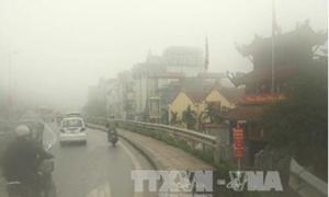 Bắc Bộ tiếp tục có mưa phùn và sương mù