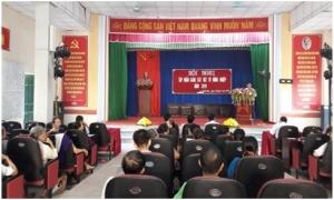 Hưng Yên: Tổ chức 16 lớp tập huấn giám sát vật tư nông nghiệp cho cán bộ, hội viên, nông dân.
