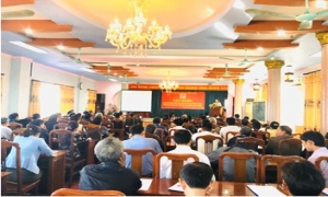 Hưng Yên: Tập huấn nâng cao kiến thức, kỹ năng tuyên truyền pháp luật bảo vệ môi trường