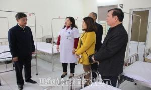 Hưng Yên công bố 23 đường dây nóng tiếp nhận thông tin về dịch bệnh nCoV