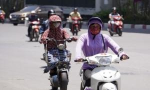 Bắc Bộ, Trung Bộ tiếp tục nắng nóng, chỉ số tia UV gây hại rất cao