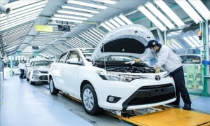 Chính thức giảm 50% phí trước bạ ô tô sản xuất, lắp ráp trong nước từ 28-6