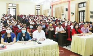 Khai giảng lớp bồi dưỡng cán bộ chủ chốt hội nông dân