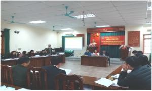 Hội Nông dân tỉnh Hưng Yên: Hội nghị tập huấn, hướng dẫn thực hiện quy chế bầu cử trong hệ thống Hội Nông dân Việt Nam