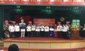 Hội Nông dân thị xã Mỹ Hào tổ chức hội nghị kỷ niệm 90 năm ngày thành lập Hội Nông dân Việt Nam (14/10/1930 - 14/10/2020) và biểu dương các điển hình tiên tiến