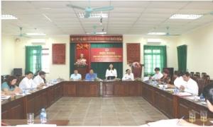 Hội nghị Ban Chấp hành Hội Nông dân tỉnh Hưng Yên, kỳ họp thứ 15 khóa VIII (mở rộng)