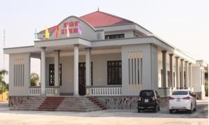 72 xã ở Hưng Yên đạt tiêu chí nông thôn mới