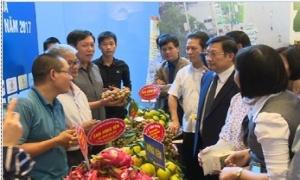 Hưng Yên tham dự hội nghị kết nối cung cầu hàng hóa với Hà Nội