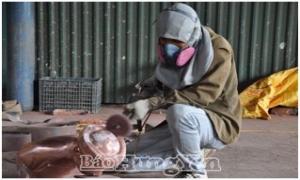 Đòn bẩy mới cho làng nghề ở Hưng Yên