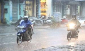 Ảnh hưởng gió mùa Đông Bắc, hôm nay Hà Nội mưa lạnh
