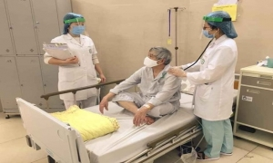 Thêm 22 bệnh nhân COVID-19 được công bố khỏi bệnh