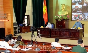Chủ tịch UBND tỉnh yêu cầu xử lý nghiêm hành vi vi phạm phòng, chống dịch Covid-19