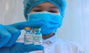 Ngày 17/12, Việt Nam tiêm mũi vắc xin COVID-19 đầu tiên cho người tình nguyện đủ điều kiện
