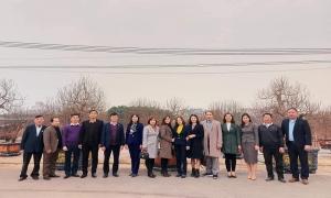 Hội Nông dân xã Tân Quang đồng hành cùng nông dân tiêu thụ sản phẩm bảo đảm an toàn phòng, chống dịch Covid-19 trong dịp tết Nguyên Đán Tân Sửu - 2021