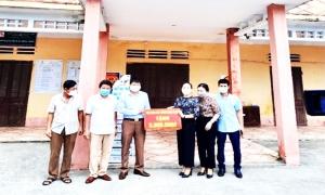 HND huyện Khoái Châu: Hỗ trợ nhân dân vùng dịch