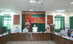 Hội Nông dân Hưng Yên: Hội Nghị giao ban công tác Hội và phong trào nông dân và tuyên truyền về bầu cử Quốc hội khóa XV và bầu cử đại biểu HĐND các cấp nhiệm kỳ 2021 – 2026. (